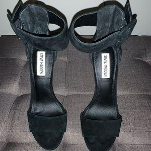 Black Steve Madden High Heels
